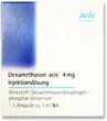 Dexamethason acis® 4 mg Injektionslösung