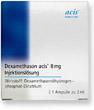 Dexamethason acis® 8 mg Injektionslösung
