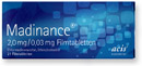 Madinance® 2,0 mg/0,03 mg Filmtabletten